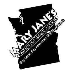Mary Jane's House of Glass (Tumwater)