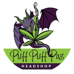 Puff Puff Pass Headshop